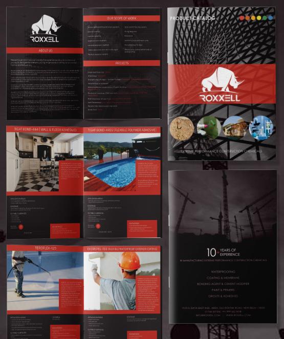 Brochure Portfolio 4