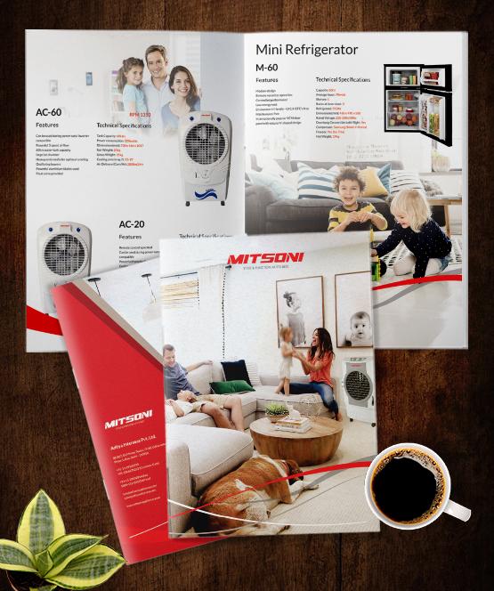 Brochure Portfolio 2
