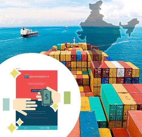 Import Export website Design Service