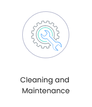 cleaning and maintain